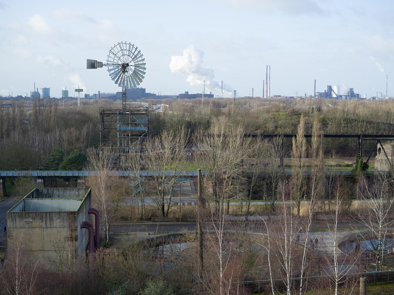 Landschaftspark Duisburg-Nord-28